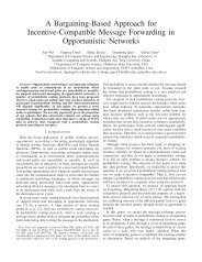 A Bargaining-Based Approach for Incentive ... - IEEE Xplore