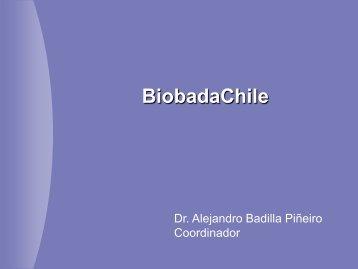 Registro de Biológicos, Biobada Chile