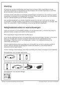 handleiding waterzak softside... -  Waterbed - Page 2