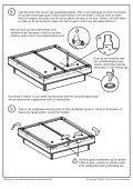 handleiding waterzak softside... -  Waterbed - Page 7