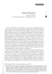 Introdução - Instituto de Filosofia - Universidade do Porto