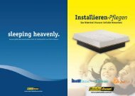 sleeping heavenly. - Wasserbetten & Wasserbett Beratung in ...