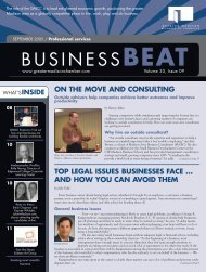 top legal issues businesses face - Madison Magazine
