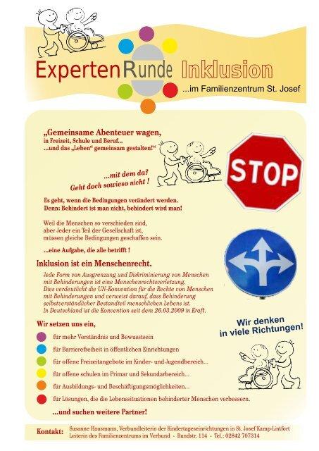 Lesen sie hier weiter - St. Josef - Kamp-Lintfort