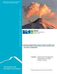 INTRA MEETING FIELD TRIP GUIDE-B2 - iavcei