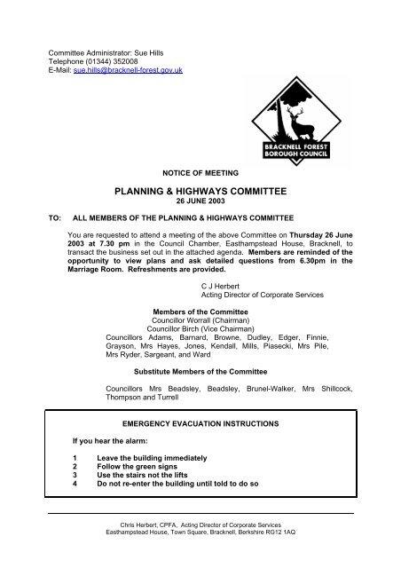 Notice Of Meeting And Agenda Sample from img.yumpu.com