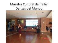 Fotos Franjas Culturales 01-2013 - Universidad Sergio Arboleda