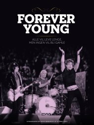 Forever young - If forsikring AS