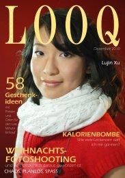 LOOQ MAGAZINE 2010 Dezember