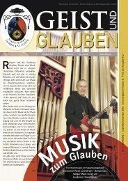 GEIST und GLAUBEN, Dezember 2006