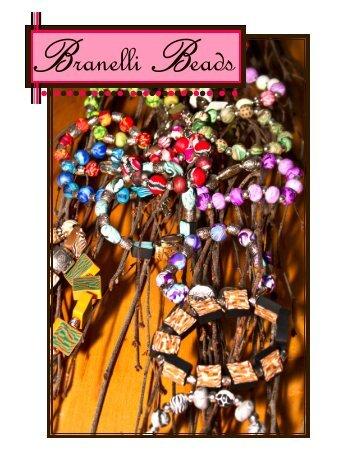 Branelli beads caralog 2012