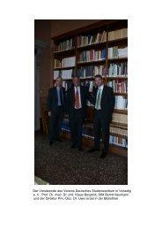 Fotos - Deutsches Studienzentrum in Venedig