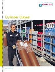 Cylinder Gases - BLUESHIELD
