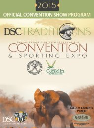 Convention & Sporting Expo 2015