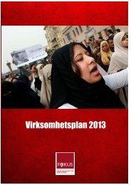 Virksomhetsplan 2013.pdf - Fokus