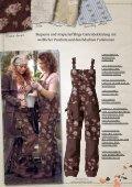 Bequeme und strapazierfähige Gartenbekleidung mit weiblicher ... - Seite 4