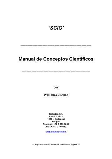conceptos basicos del scio - Quantum Salud