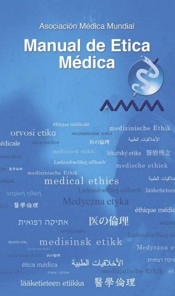 Manual de Etica Médica