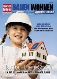 Bauen Wohnen NÖ_150116