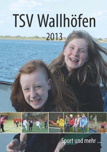 TSV 2013_web.pdf - TSV Wallhöfen