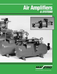 Air Amplifiers & Systems - Maxpro Technologies