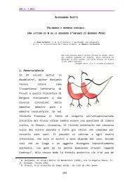 199 1. Memoria/Afasia In Di alcuni motivi in Baudelaire1, Walter ...