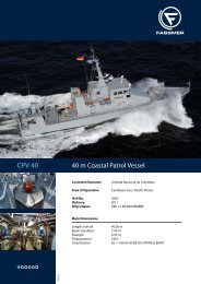CPV 40 - Fr. Fassmer GmbH & Co. KG