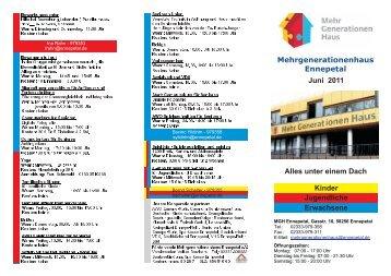 Kindertagesstätte MGH - EN-Mosaik
