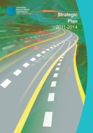 Strategic Plan 2011-2014 - Australian Human Rights Commission