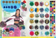to download the entire Pom Pons section - Broadway Cheerleading