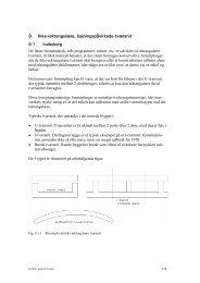 9. Ikke-rektangulære, bøjningspåvirkede tværsnit - Mur