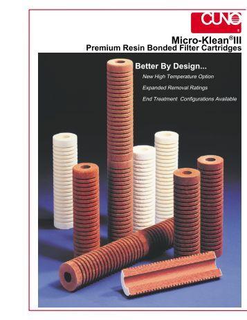 Micro-Klean®III - 3M Industrial