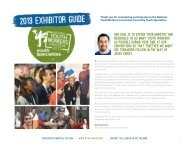 Our goal is to expose your ministry and ... - Youth Specialties