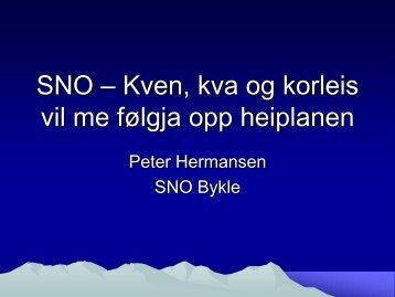 SNO - Aust-Agder fylkeskommune