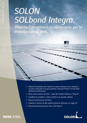 SOLON SOLbond Integra