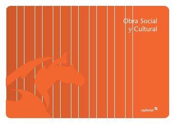 Memoria Obra Social y Cultural 2009 (pdf) - Cajastur