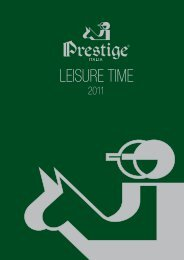 leisure time - Prestige Italy