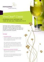VinoClear® Classic - VINICAS