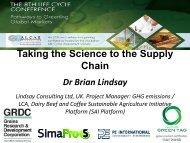 Presentation - ALCAS Conference