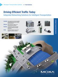 Driving Efficient Traffic Today Integrated Networking ... - ExcelNex