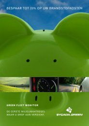 de brochure te downloaden - Sycada.Green