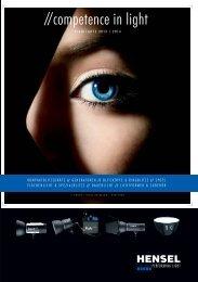 Der neue Hensel Katalog 2013/14