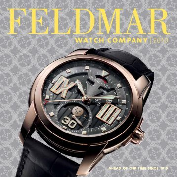 monaco ls - Feldmar Watch Company