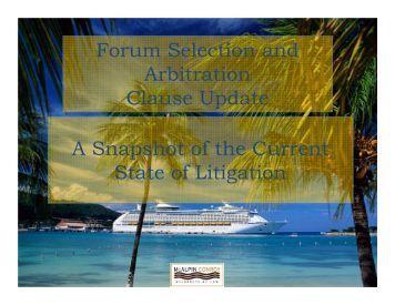 Richard Mc Alpin - Cruise Lines International Association