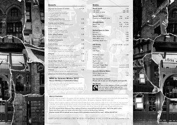 Harrys - Restaurants in Devon