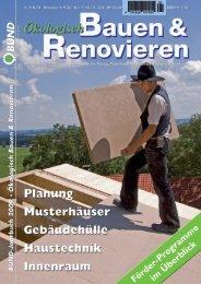 Bauen Seiten.indd - Sanierungsfachbetrieb