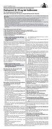 Pantoprazol AL 20 mg bei Sodbrennen - Aliud Pharma GmbH & Co ...