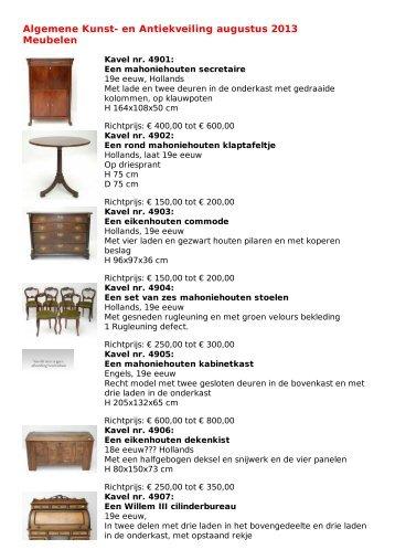 Download Meubelen catalogus (PDF)
