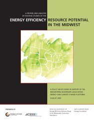 A Review and Analysis of Existing Studies of the Energy Efficiency ...