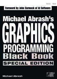 graphics programming black book michael abrash - Dvara.Net